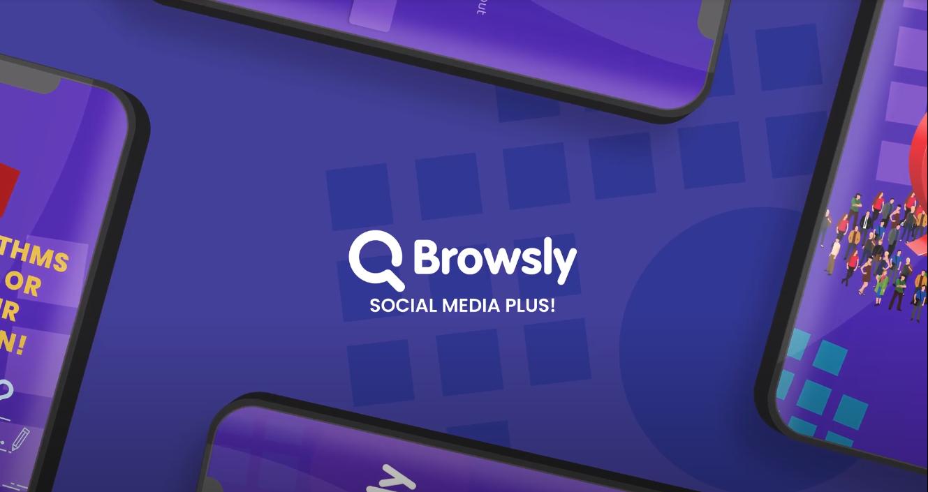 Browsly App Social Media