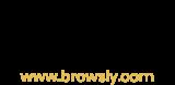 Browsly App Social Media Logo